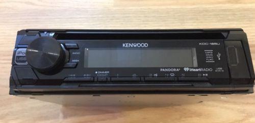 Kenwood KDC-165U Digital Media Receiver USB Aux Pandora IHeartRadio Ipod