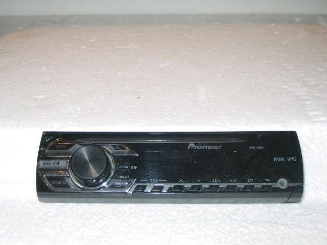 PIONEER DEH-150MP Car Stereo Replacement Faceplate ONLY