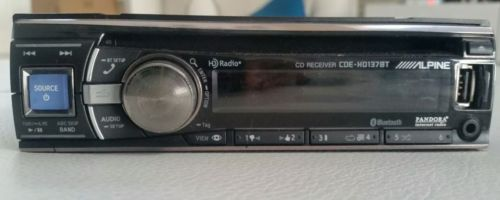 Used Alpine Car Stereos For Sale