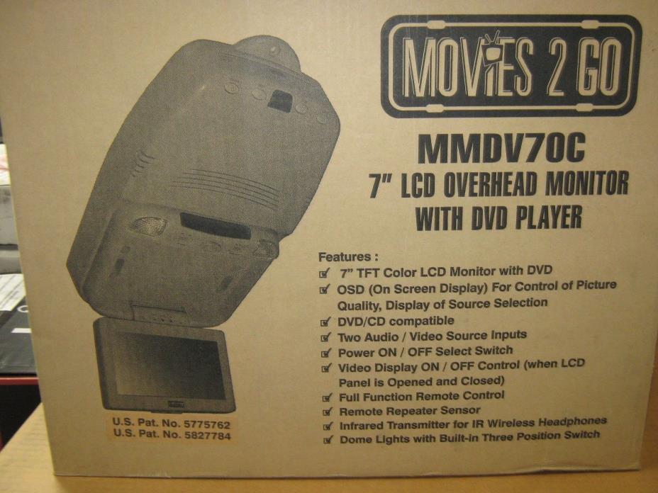 New Movies To Go MMDV70C 7