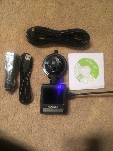 AUSDOM AD109 Ambarella A7 HD 1296P Car Dash Cam Dashcam Camera DVR 2