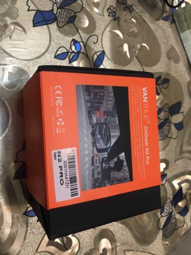 VANTRUE OnDash N2 Pro Dual Dash Cam (NEW)
