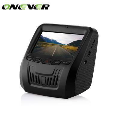 Onever Dash Cam Car Camera Recorder Full HD 1080P 150 Degree Wide Angle Video Da