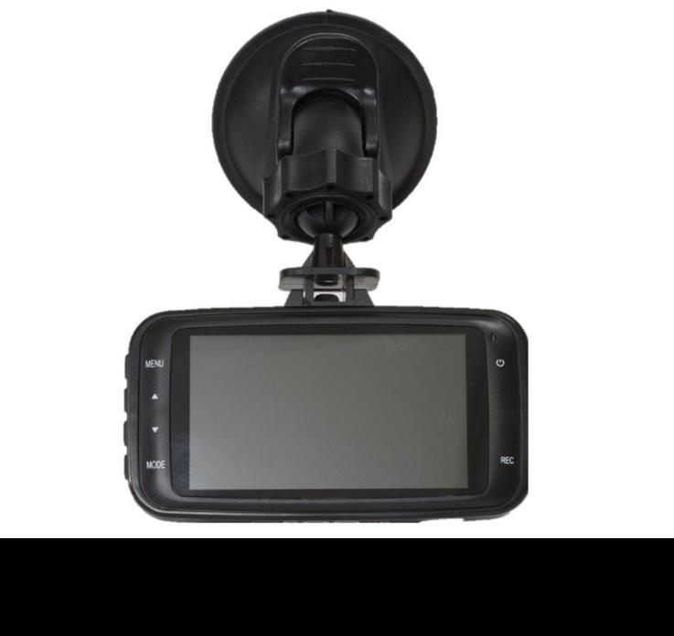 Q-SEE Q-GO 1080P HD DASHCAM WITH 8GB MICRO SD CARD (Q-GOHD)