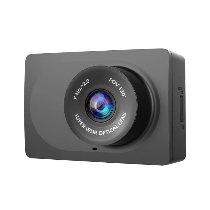 "YI Compact Dash Cam, 1080p Full HD Car Dashboard Camera with 2.7"" LCD Screen, 13"
