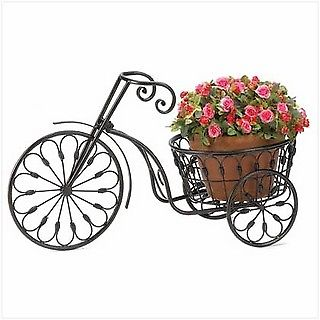 Bicycle Plant Stand Home And Garden Supplies Flower Stand Flower Pot Outdoor