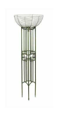 Juniper Finish Pylon Plant/Planter Stand [ID 95]