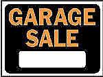 9x12 Garage Sale Sign