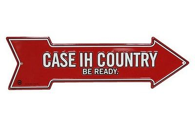 Case IH Country Arrow Sign