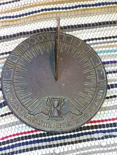 Virginia Metalcrafters Sundial No.23-1 10 1/2