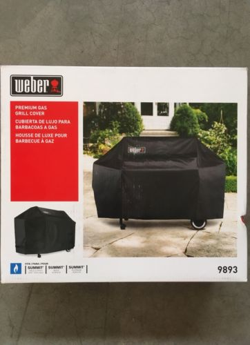 Weber Summit grill cover 9893