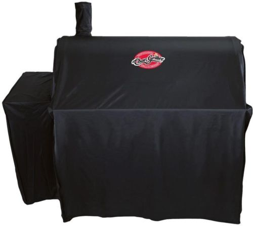 Char-Griller Outlaw Grill Cover BBQ Grill Custom-fit High Grade Vinyl Cover New