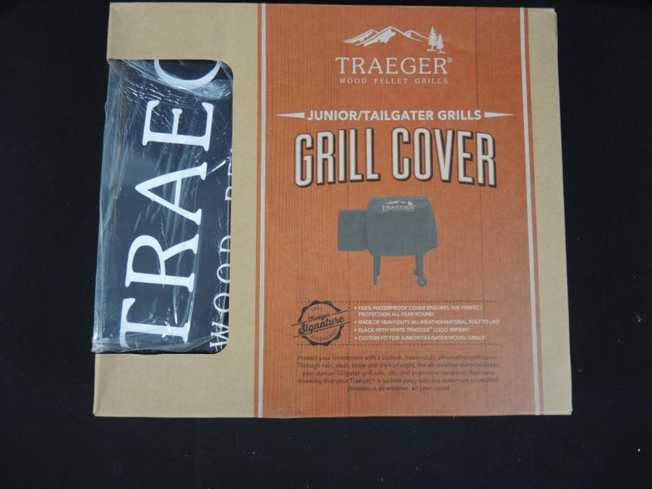 NEW Traeger Lil' Tex and Renegade Grill Cover