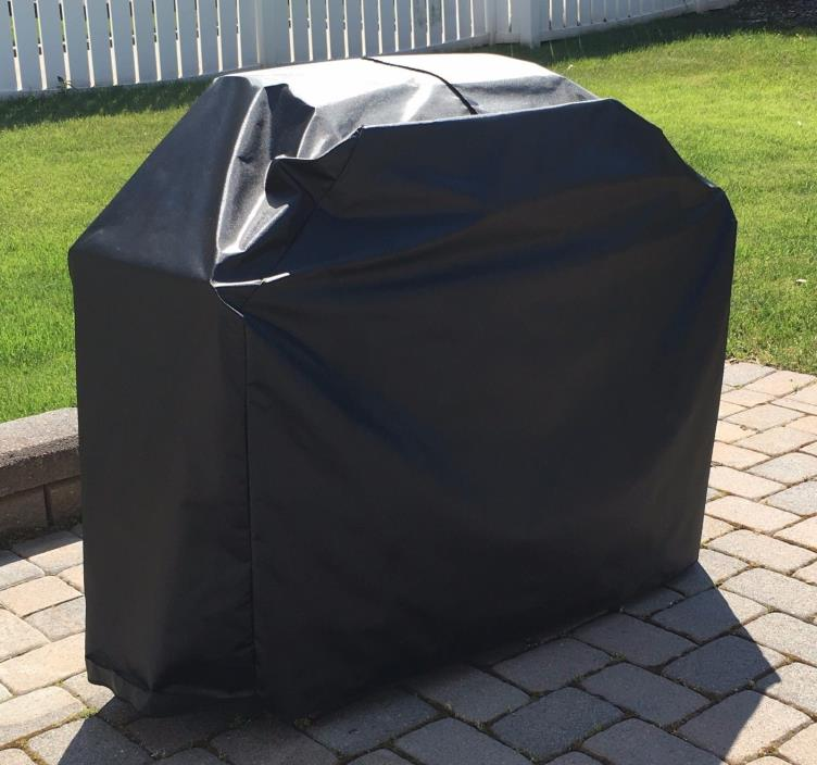 Weber Spirit S-210 Gas Grill Outdoor Black Cover 51''W x 33''D x 48''H