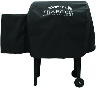 Traeger BAC339 Grill Cover, For Use With BBQ155 (553.6719) Traeger Junior Grill