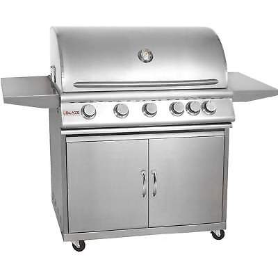Blaze Freestanding Natural Gas Grill, 40