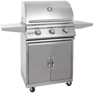 Blaze Freestanding Propane Gas Grill, 25
