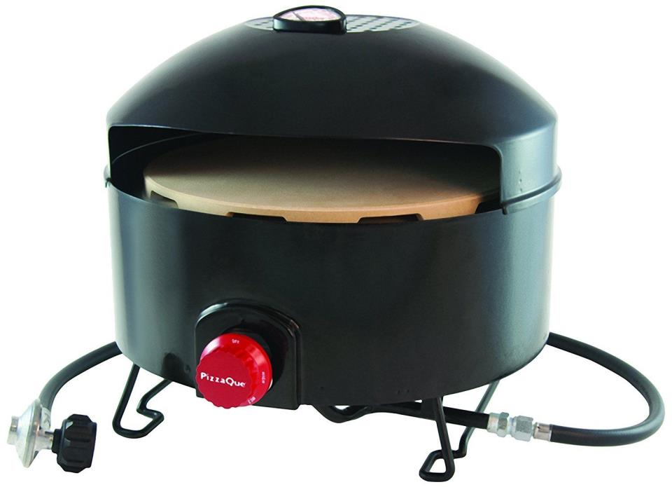 Pizza Oven Portable Burner Outdoor Grill Outdoor Backyard Camping Cooking New