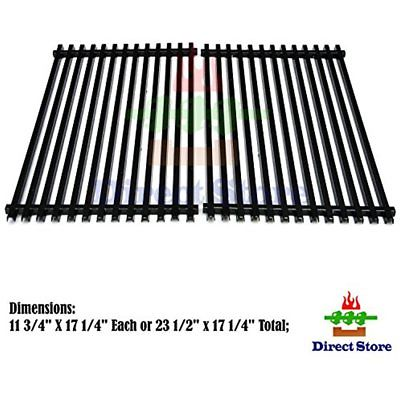 Gas Grill Replacement Parts For Weber Cooking Grates 7525 Porcelain Pack