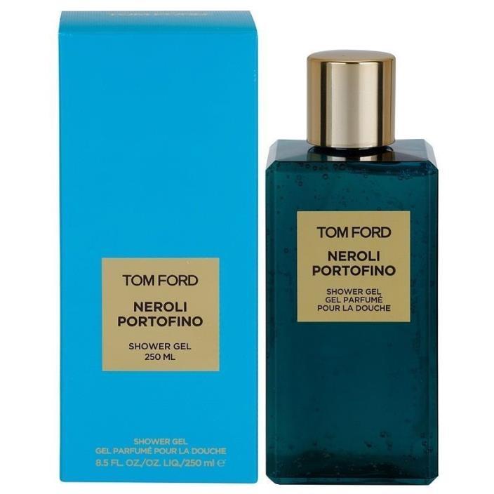 Tom Ford Neroli Portofino Bath Body Collection Shower Gel 8.5oz 250ml  **sealed