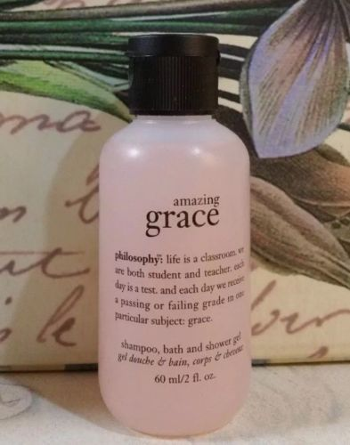 Philosophy Amazing grace shower gel 2oz