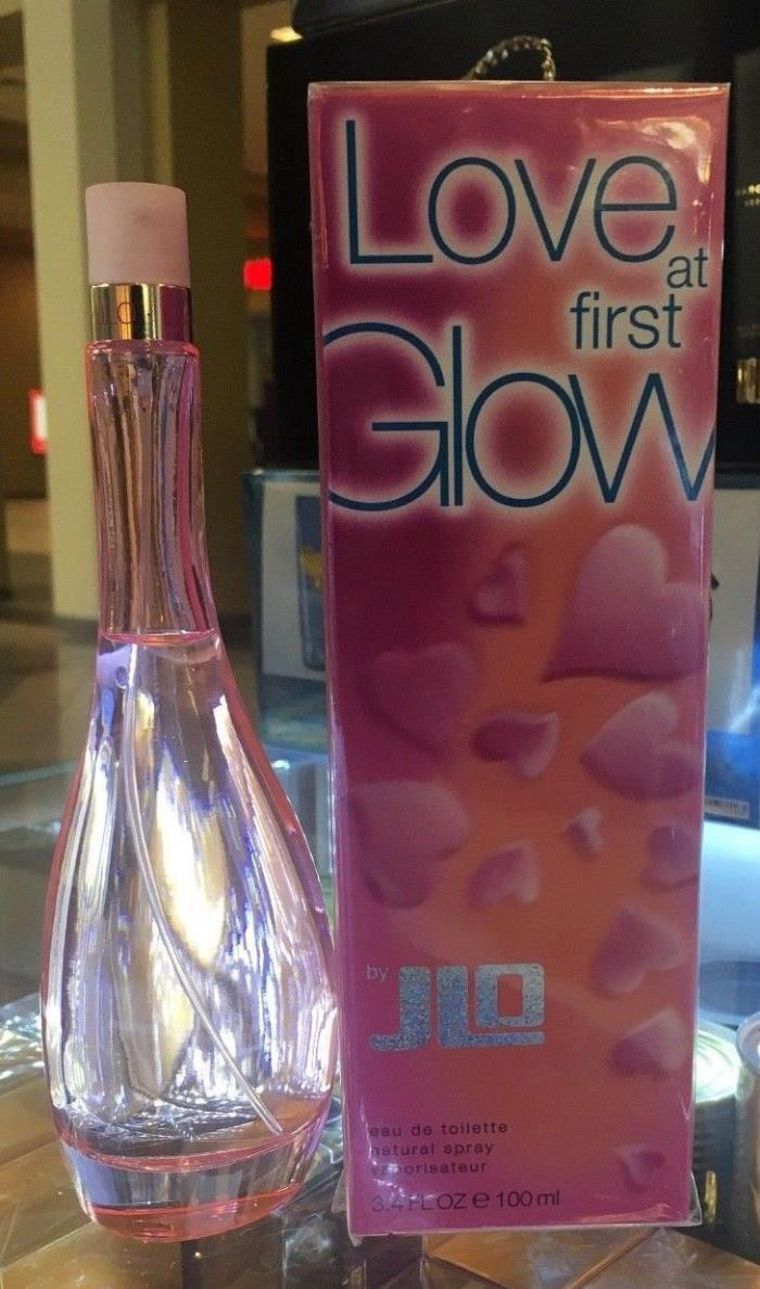 Love at First Glow 3.4oz/100ml by JLO Women's eau de Toilette