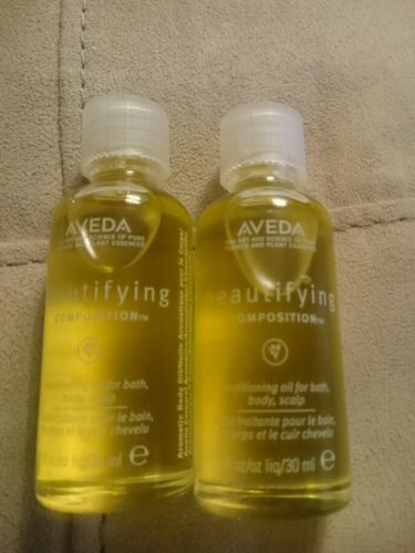 Aveda Beautifying composition Oil,  two (2) bottles!