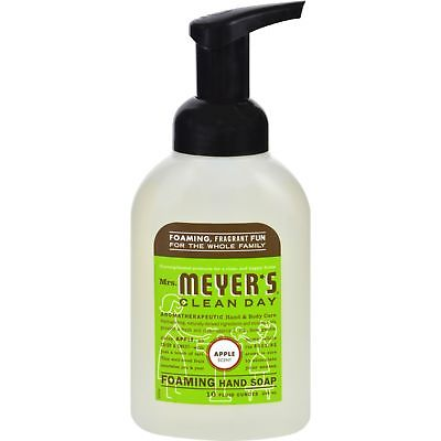 Mrs. Meyer's Foaming Hand Soap - Apple - 10 fl oz