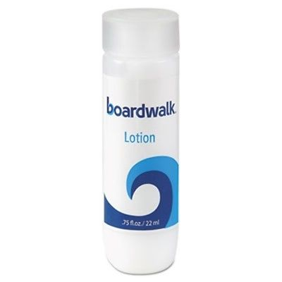 Hand & Body Lotion, Fresh Scent, 0.75 oz Bottle, 288/Carton