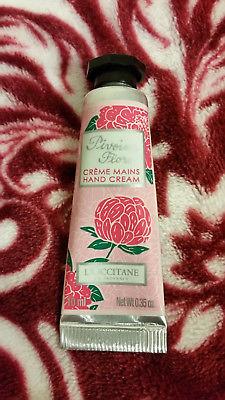 L'Occitane Pivoine Flora Hand Cream 10ml / 0.35oz
