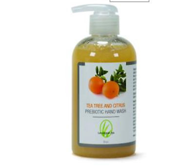 Tea Tree & Citrus Prebiotic Hand Wash 8 oz NIP