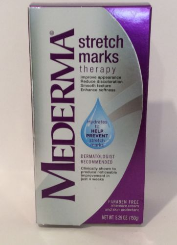 Mederma Stretch Marks Therapy - 5.29 oz - Exp 02/2017
