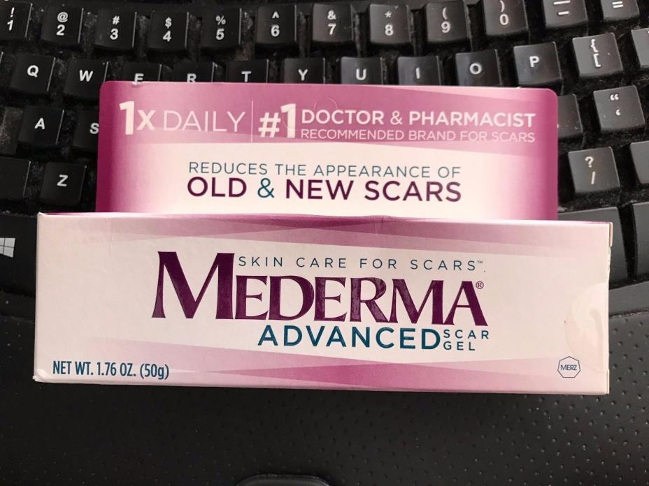 Mederma Advanced Skin Care For Scars , (1.7 OZ), Free Shipping #S002
