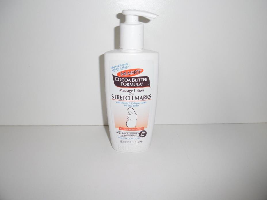 5 Brand NEW Palmer's Cocoa Butter Formula Massage Lotion For Stretch Marks