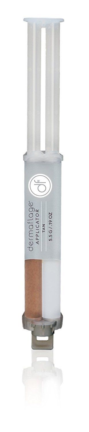 Dermaflage Single Applicator  (1 piece) Tan