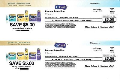 $10 Off Enfamil Products—Expires February 28