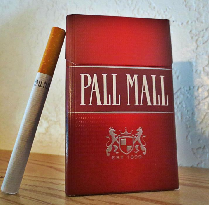 $8.75 in Pall Mall Cigarette Coupon Savings