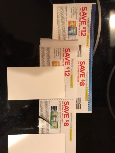 Nicorette Gum Or Lozenge Or Patch Coupons 3/31/2018 Exp.