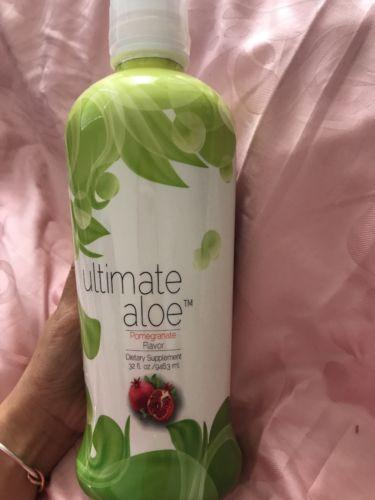 Authentic Market America Ultimate Aloe Juice Pomegranate 32 OZ Fast Shipping