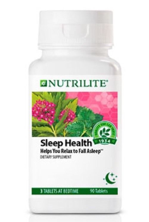 NUTRILITE Valerian and Hops- Sleep Health  - 90 Count- FREE SHIPPING!!!