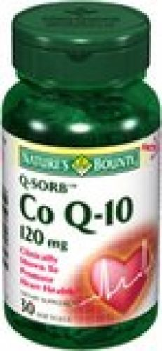 Nature's Bounty CoQ10 200 mg Q-Sorb Softgels, 60 ct
