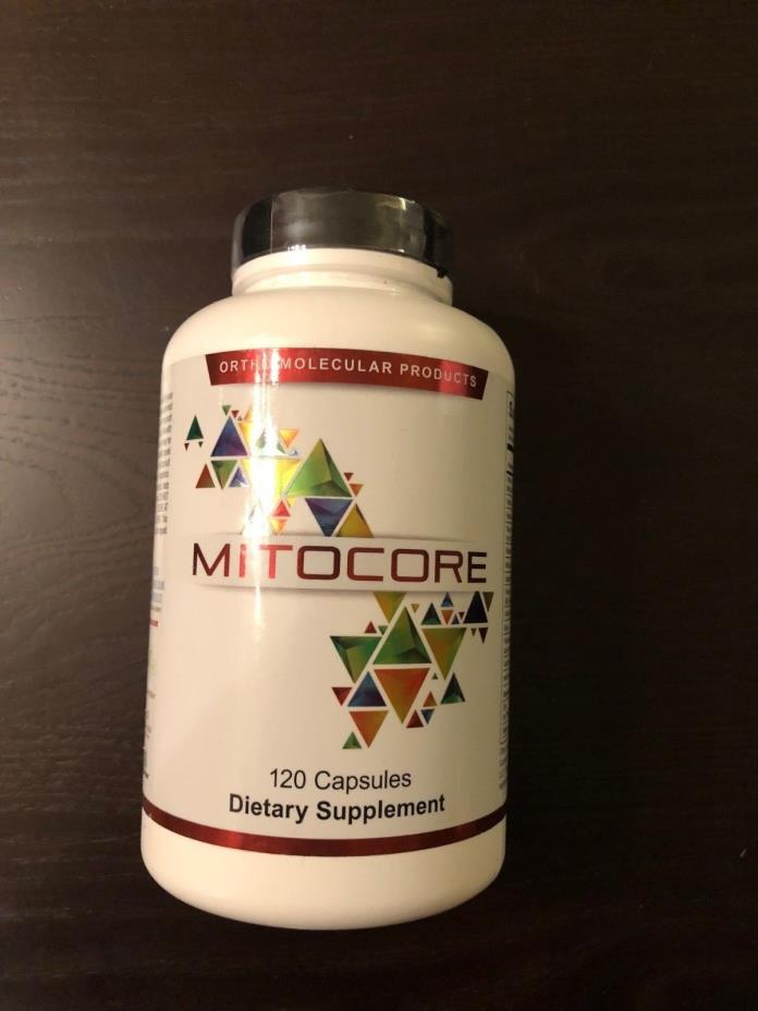 Ortho Molecular Products - Mitocore - 120 Capsules