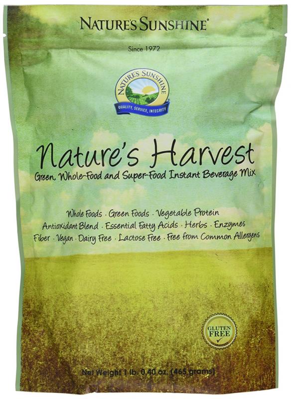 NATURE'S SUNSHINE Harvest Supplement, 465 Gram