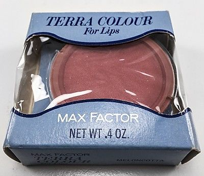 VINTAGE MAX FACTOR TERRA COLOUR for LIPS MELONCOTTA