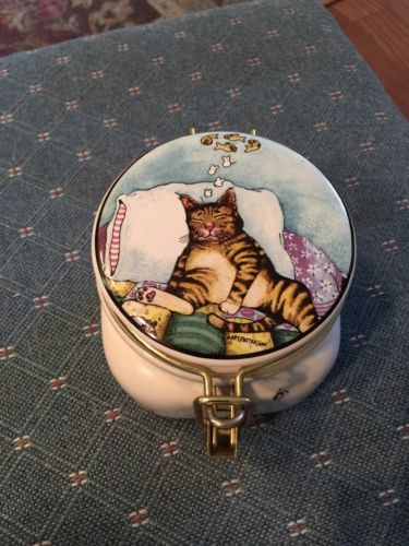 Gary Patterson Comical Cats Collector
