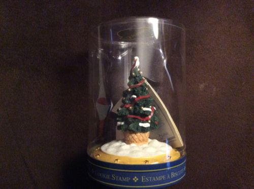 Cookie Stamp Christmas Tree Nib