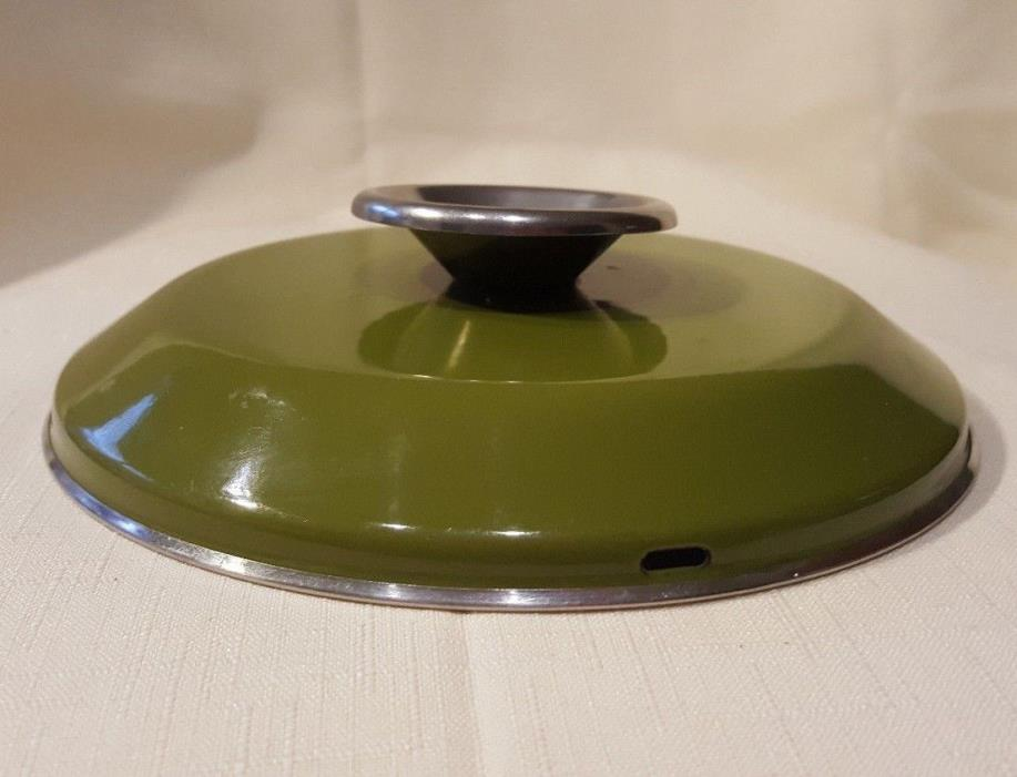 Cathrineholm Replacement Lid Green 7-1/2