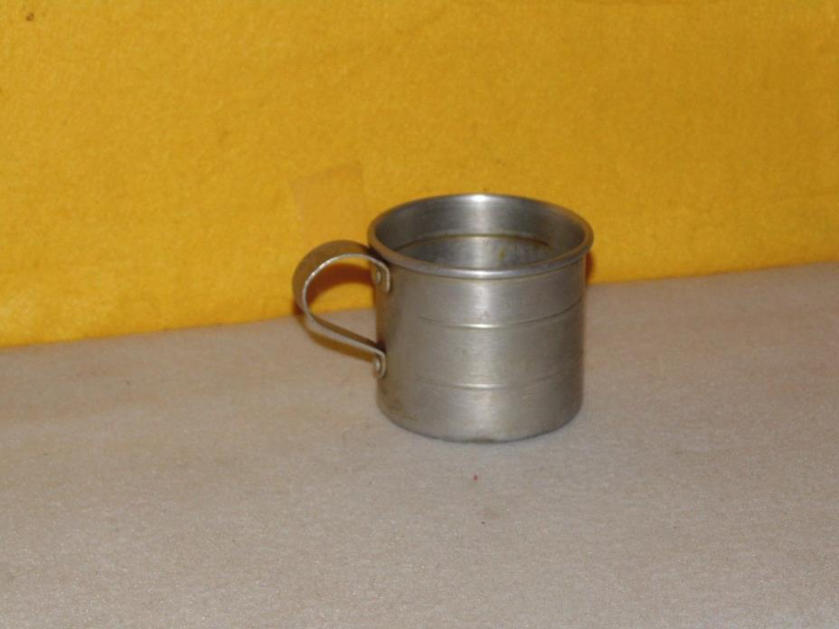 Vintage Wear Ever Aluminum 1 Cup Measuring Cup: Great Shape