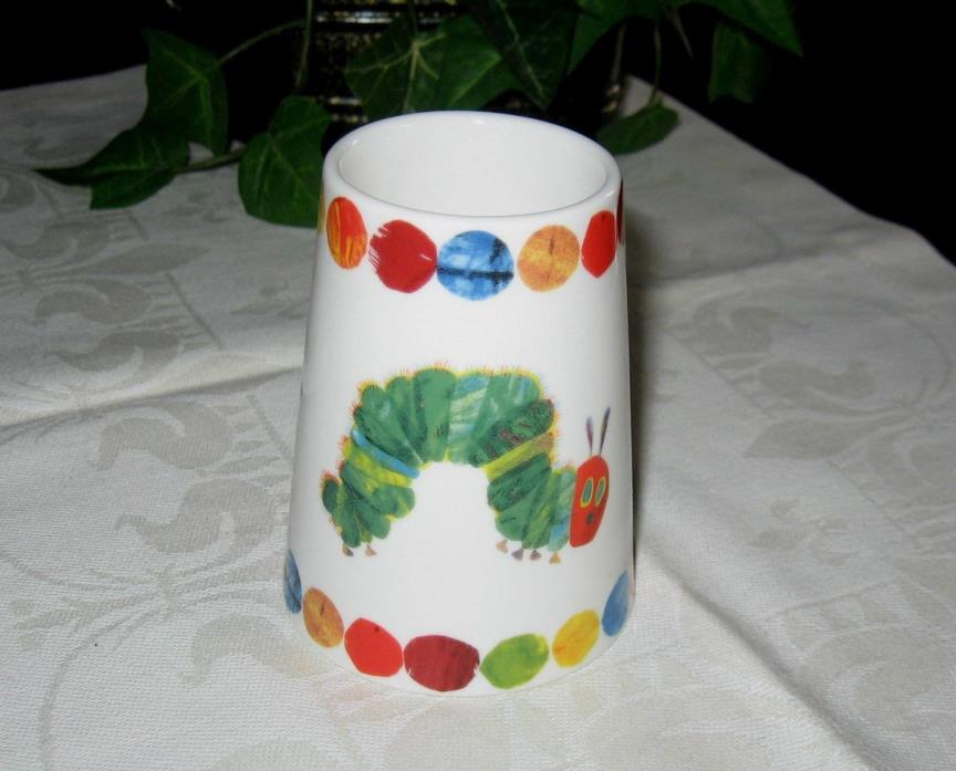 Portmeirion China egg cup The Very Hungry Caterpillar from Carle's children book