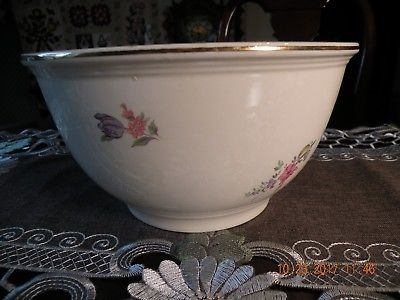 Vintage Homer Laughlin Kitchen Kraft Mixing Bowl - Beautiful
